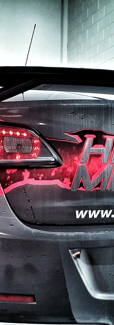 Hi-Tech Holden Back