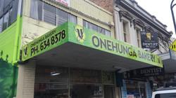 Onehunga bakery V Branding