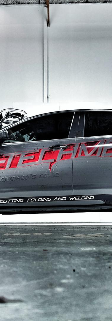 Hi-Tech Holden Side
