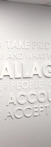 Gallagher Basset Wall
