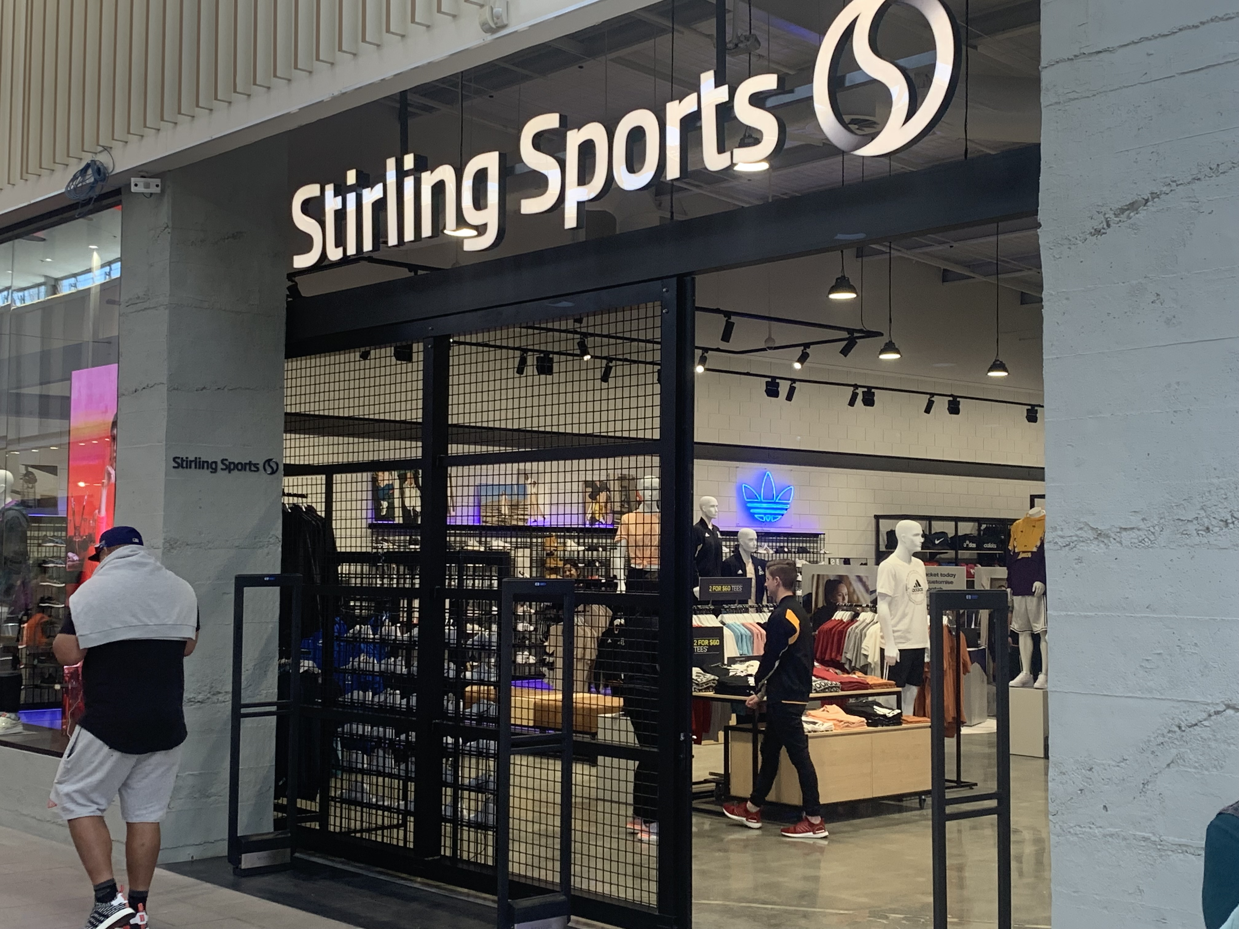 Stirling Sports 2