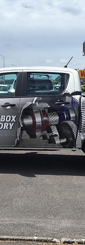 Gearbox Factory Ute