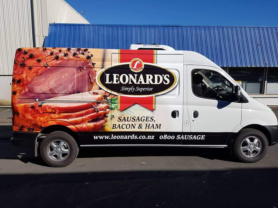 Leonards Van Wrap