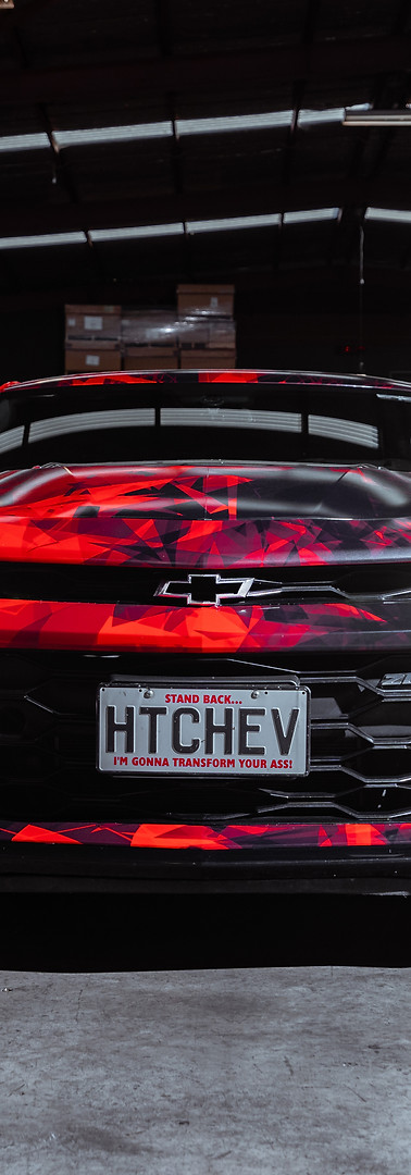 Hi-Tech Camaro Front