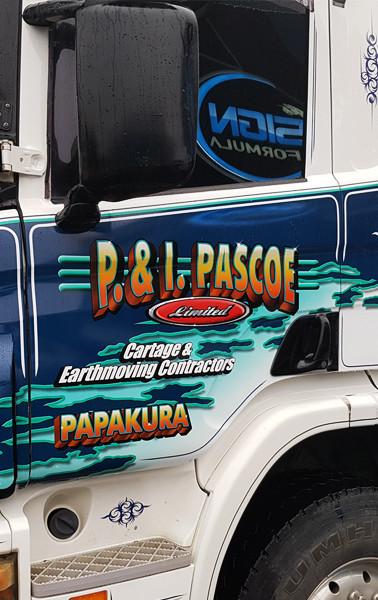 Pascoe truck