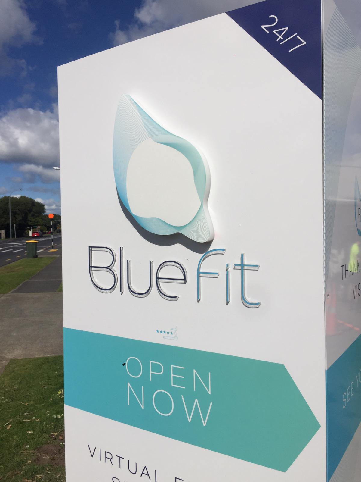 BlueFit Plinth