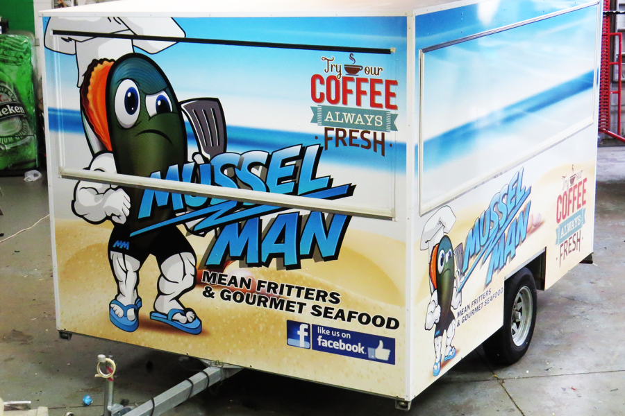 Mussel man Trailer