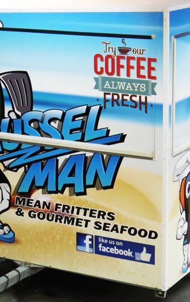 Mussel man Trailer