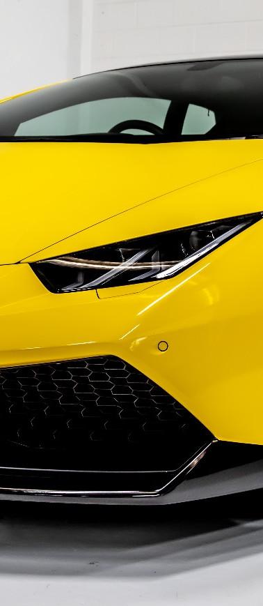 Lamborghini Full Wrap