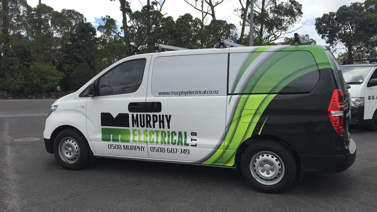 Murphy Electrical Van