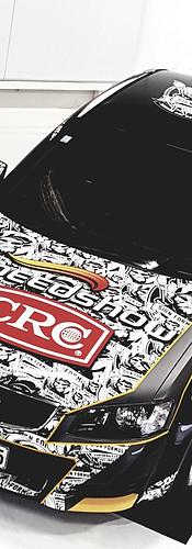 CRC Speedshow Wrap