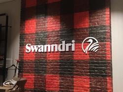 Swanndri Wall