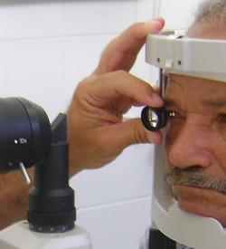 Biomicroscopia de Fundo