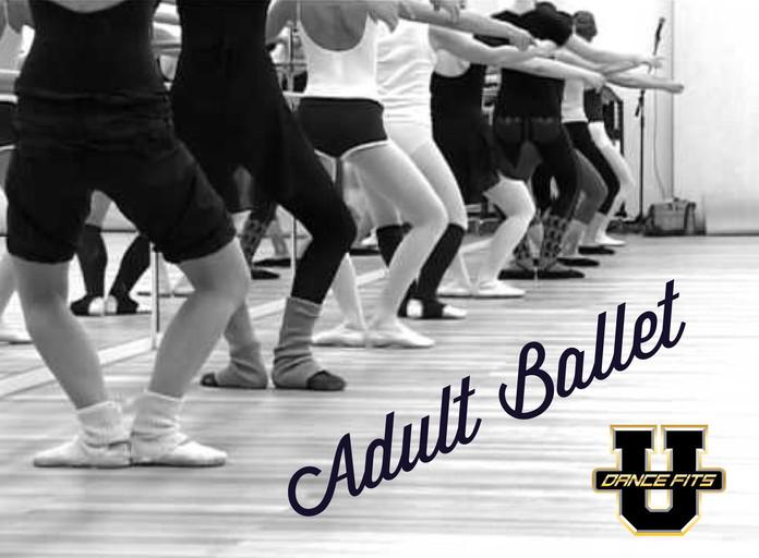 Adult Ballet Class!