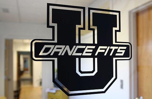 Dance Fits U logo