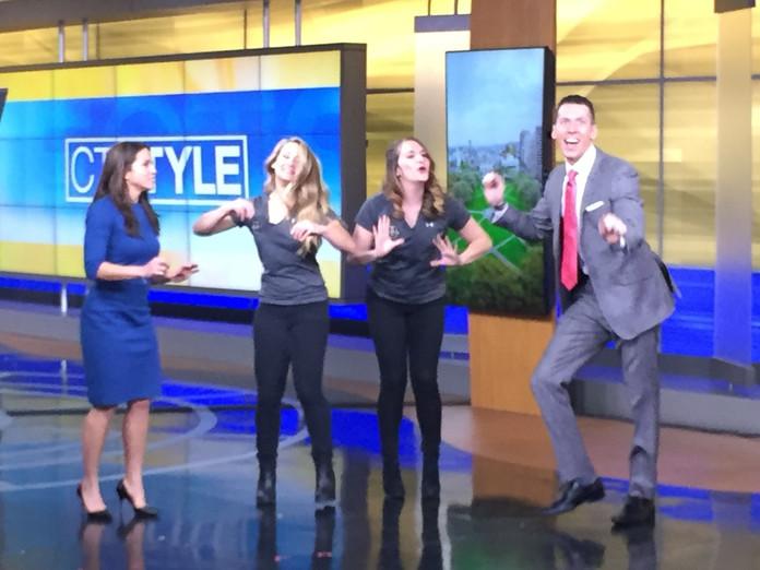 Dance Fits U on CT STYLE!