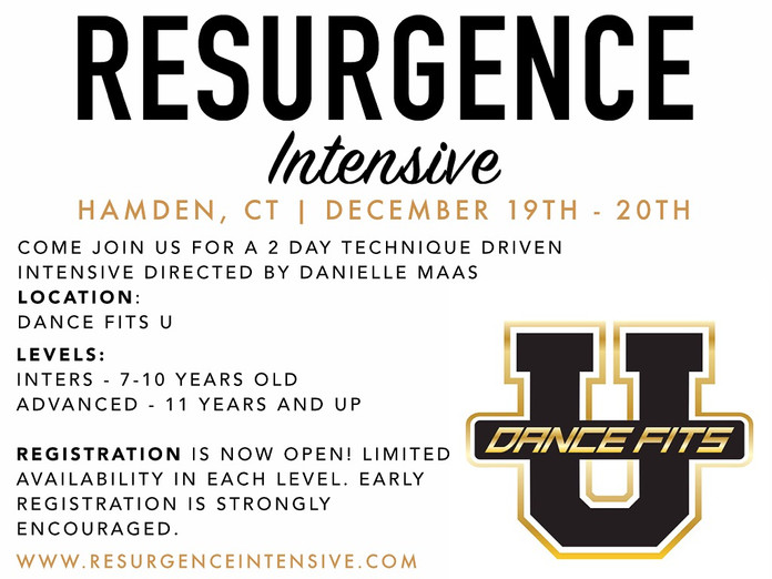Resurgence 2 Day Intensive