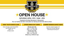 Spring Open House!