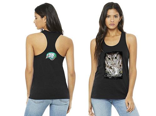 Owl - Stay Wild Racerback