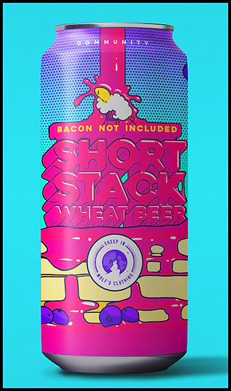 SHORT STACK WHEAT BEER