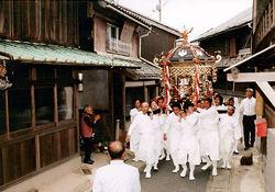牛窓神社神輿