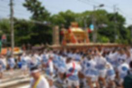 住吉大社 H17年新造神輿