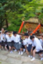 滋賀・多賀町 胡宮神社神輿