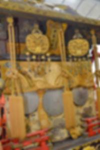 日吉大社 西本宮ご鎮座1350年 大宮神輿重文 絵はがき