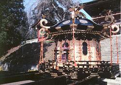 鹽竃神社神輿