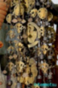 日吉大社 国指定重要文化財神輿 二宮 瓔珞