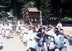 宮津 日吉神社神輿