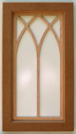 Double Gothic Grid