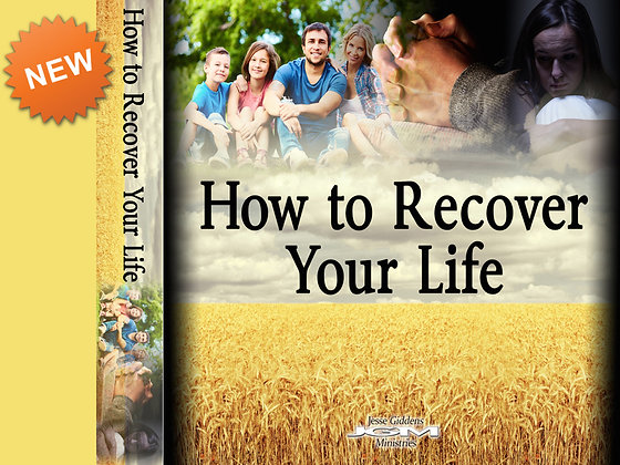 How To Recover You Life Series