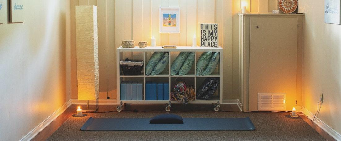 Susan Andersons' home studio