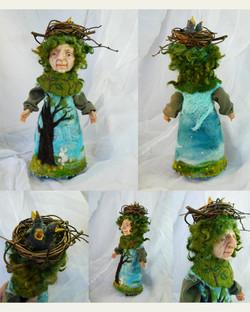 awakened tree spirit