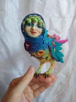 shapeshifters: Little Bird