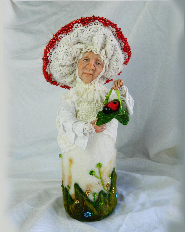 mushroom grandma