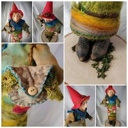 Pierre the garden gnome Details