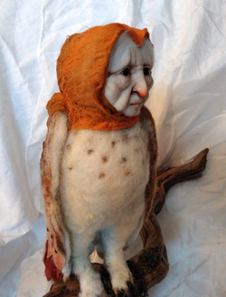 shapeshifters: Owl