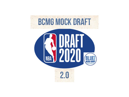 Mock Draft 2.0