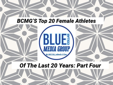 BCMG's Top Female Athletes of The Past 20 Years: Part Four