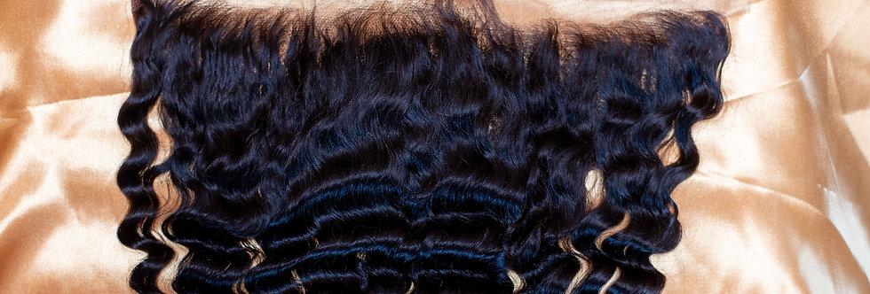 Brazilian Deep Wave Lace Frontal