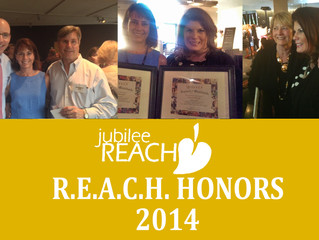 Jubilee Reach Honors Event 2014