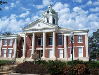 Stephens County Historic Courthouse, Toccoa, GA