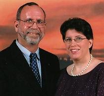 Portrait Daniel White and Tanya White