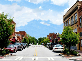 City of Toccoa, GA History