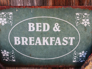 Bed and Breakfast Amenities