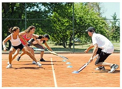 Cardio Tennis, Naples FL