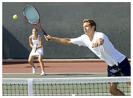 Semi-Private Tennis Lessons, Naples FL