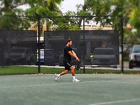 3 Key Life Lessons from playing Competitive Tennis